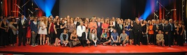 TVE triunfa en los Premios Iris de la Academia de Televisión