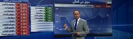 Sky News Arabia utiliza los sistemas gráficos de Vizrt