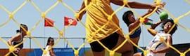CCTV emplea los servidores XT3 de EVS en los Asian Beach Games