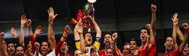 El triunfo de España ante Italia bate récord como partido más visto de la historia
