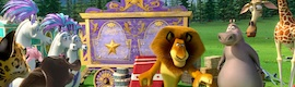 HP hace posible 'Madagascar 3: de marcha por Europa'