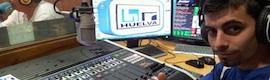 Hispanidad Radio renueva sus instalaciones e instala una consola AEQ Forum