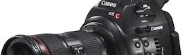 Canon fortalece su Sistema EOS Cine con la nueva 4K EOS C500