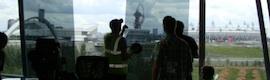 Rosco ayuda a los broadcasters a capturar las mejores vistas del Parque Olímpico en Londres