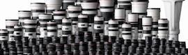 Canon celebra la fabricación de 80 millones de objetivos EF