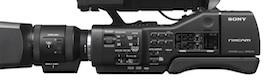 NEX-EA50: Sony amplía la línea NXCAM con un camcorder de lente intercambiable, versátil y asequible