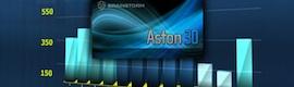 Brainstorm presentará Aston 3D en el Reino Unido en el próximo BVE 2013