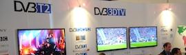 DVB celebra sus veinte años de historia en IBC 2013