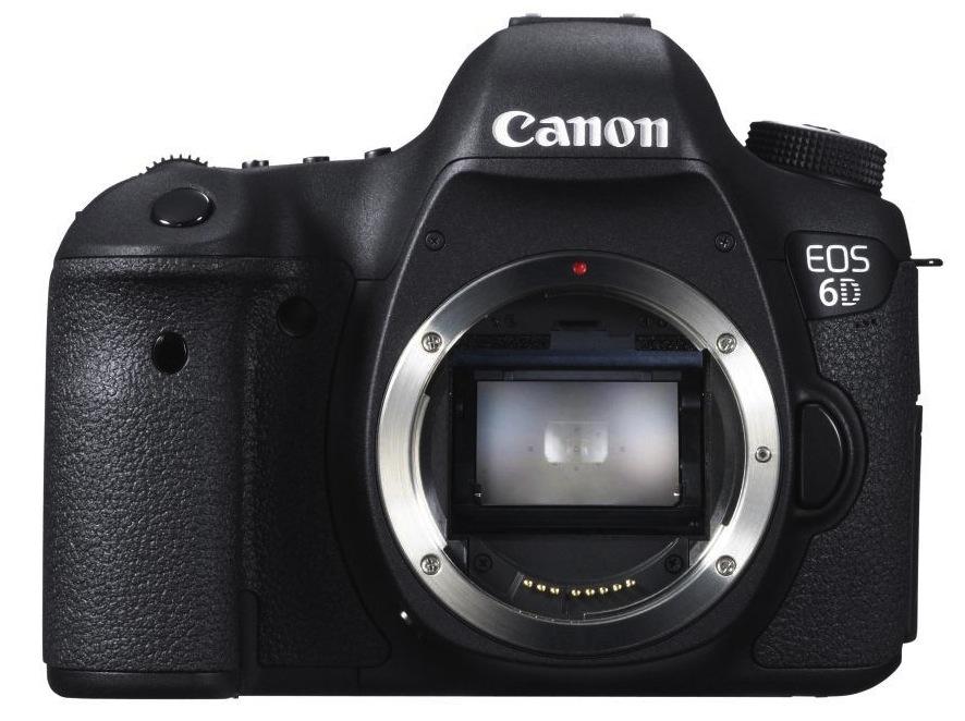 EOS 6D: Canon lanza su cámara réflex digital de formato completo más ...