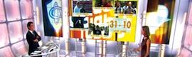 Canal+ Sport en Francia instala un videowall de gran formato y resolución con PowerWall de Orad