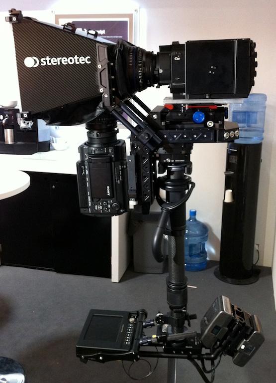 Stereotec Propone Captar 3d Y 2d Al Mismo Tiempo