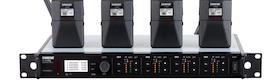 El sistema de microfonía inalámbrica ULX-D de Shure ahora con 2 y 4 canales
