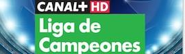 Miranda Technologies equipa el nuevo canal premium Liga de Campeones