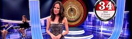 'Premier Casino' en Telecinco abre la mesa de su casino en decorados virtuales