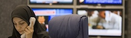 La UER denuncia interferencias intencionadas en las señales satelitales hacia Oriente Medio