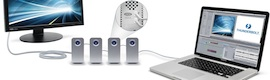 LaCie Little Big Disk Thunderbolt permite ahora editar seis transmisiones 4K sin comprimir al mismo tiempo