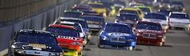 La tecnología de Editshare en la NASCAR Sprint Cup