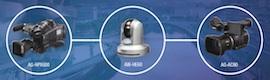 Panasonic y Crambo Visuales presentan en Bilbao las últimas novedades de IBC 2012
