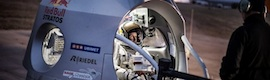 Red Bull Stratos: tecnología audiovisual estratosférica