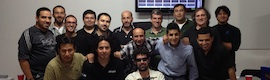 Training intensivo sobre consolas Venue en la Ciudad de México