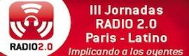 La III Jornada Radio 2.0, en Panorama Audiovisual