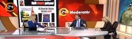 La turca 24 Tv adopta la tecnología PowerWall de Orad