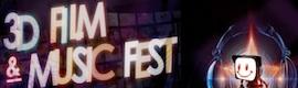 Música y 3D se unen en el 3D Film & Music Fest en Barcelona