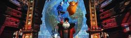 HP, en la película técnicamente más avanzada de la historia de la animación: 'El Origen de los Guardianes'