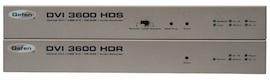 Gefen DVI-3600HD extiende múltiples señales AV sobre fibra para una fácil configuración de workstations remotas