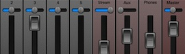 NewTek TriCaster Audio Mixer, disponible de forma gratuita en iTunes
