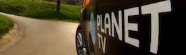 Planet Tv sale al aire con tecnología de Quantel