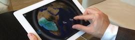 SES lanza una aplicación para iPad