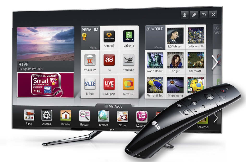 smart tv Our team of experts has selected the best smart tvs out of hundreds of models don't buy a smart tv before reading these reviews.