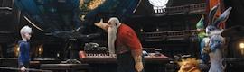 'El origen de los guardianes', sexto largometraje de 2012 con sonido Dolby Atmos