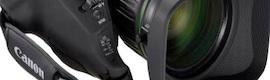 """Canon presenta el nuevo objetivo KJ20x8.2B KRSD 2/3"""" HD: grandes prestaciones en un diseño compacto, asequible y ligero"""