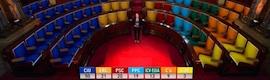 La noche electoral en TV3 supuso todo un reto tecnológico