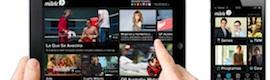 Mitele logra en un año servir más de 14 millones de vídeos a la carta