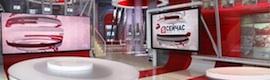 Canal 5 de Rusia moderniza la producción de noticias con Orad y Christie