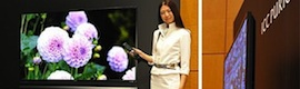 Sharp lanzará en 2013 el primer televisor 4K con 'creación cognitiva integrada'