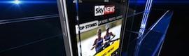 Sky News emplea Viz Content Pilot en su grafismo animado 3D en tiempo real