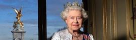 La Reina Isabel II pronunciará su discurso de navidad en 3D