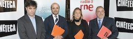 RTVE y Cineteca se unen para apoyar la difusión y la promoción de los documentales