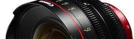 Canon amplía el Sistema EOS Cine con dos objetivos de focal fija, un angular y un teleobjetivo