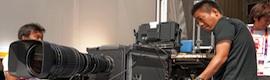 NHK dará un nuevo paso hacia los 8K en el Labs Futures Park de NAB 2013