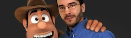 Enrique Gato, director de 'Las aventuras de Tadeo Jones', coordinador de Animación de Trazos