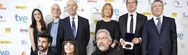 'Blancanieves' conquista los Premios Forqué