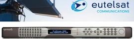 Eutelsat emplea las soluciones de procesamiento de vídeo de Harmonic