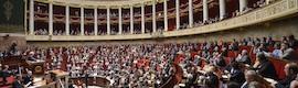 La Asamblea Nacional de Francia migra a la alta definición con Hitachi