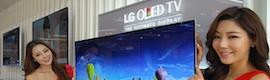 LG comienza 2013 lanzando su esperada OLED Tv