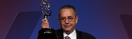 "Manolo Romero recibe el Emmy ""Lifetime Achievement Award"""